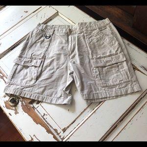 Columbia Ladies Cargo Shorts